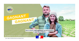 Plan Relance Agriculture